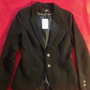 H&M Ladies Jacket Size 6 New Never Worn